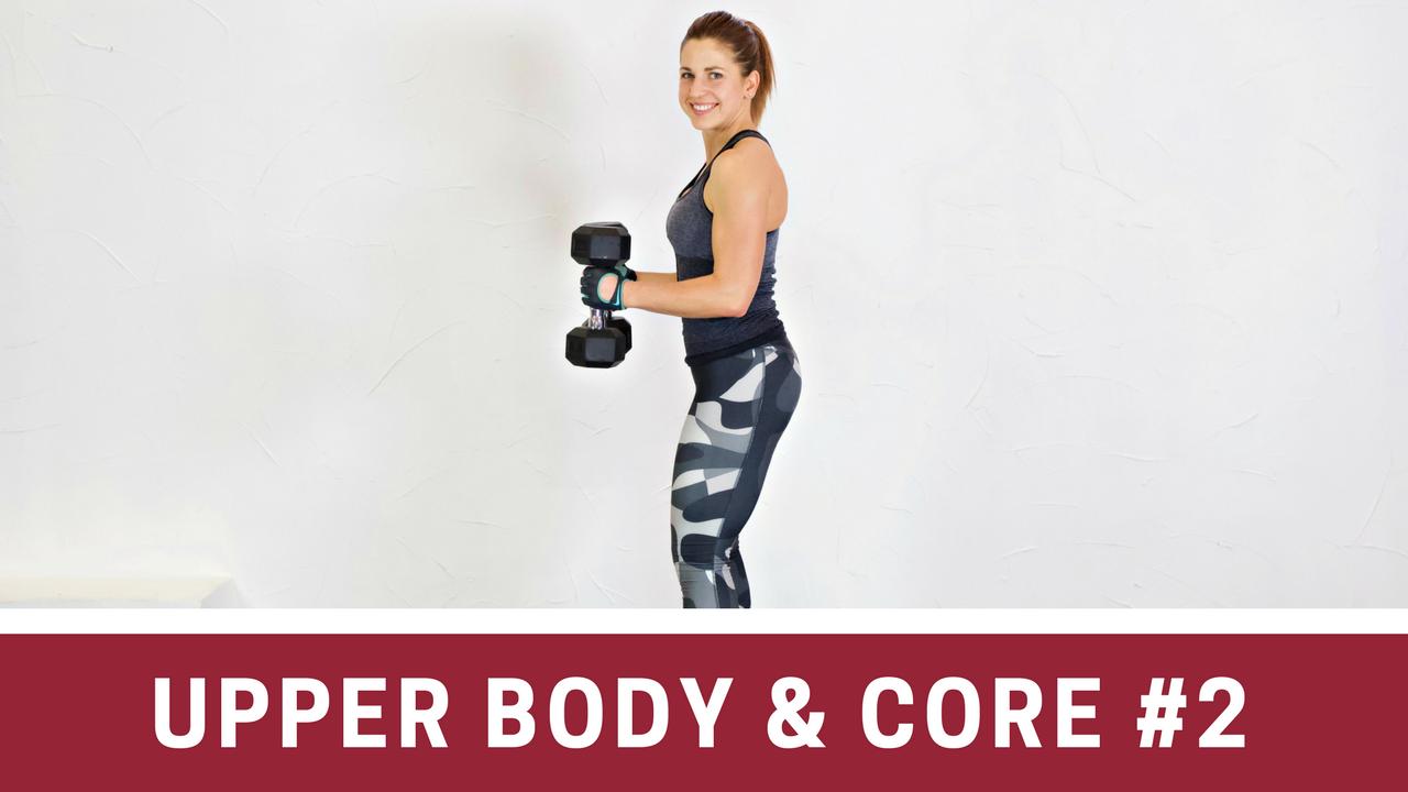 Upper Body & Core #2