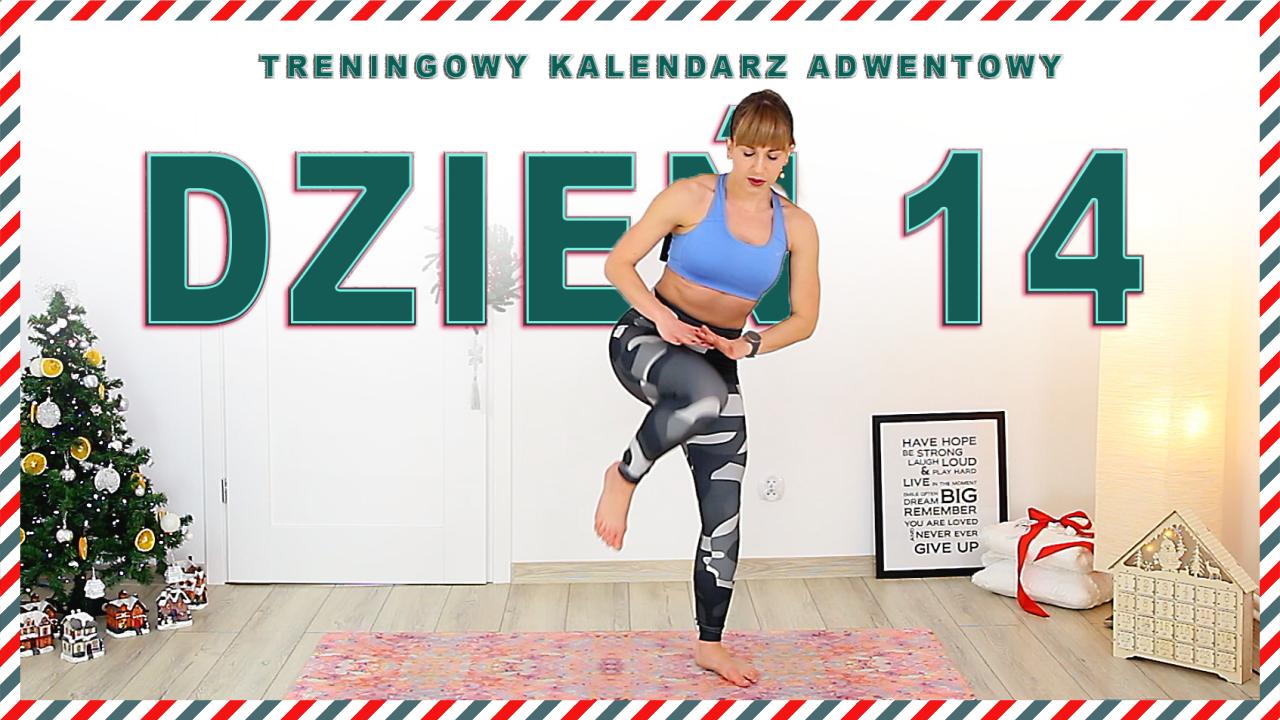 DZIEŃ 14 – Treningowy Kalendarz Adwentowy