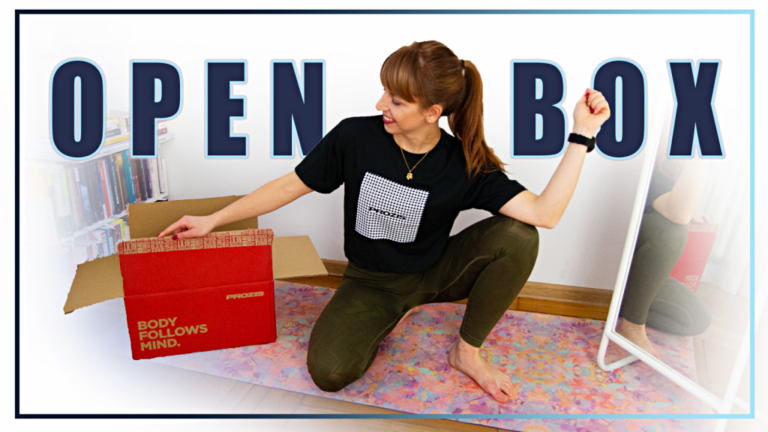 OPENBOX - PROZIS + test produktów