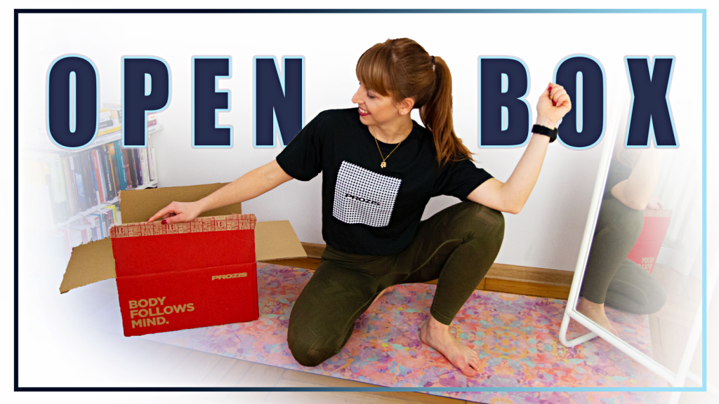 OPENBOX – PROZIS + test produktów