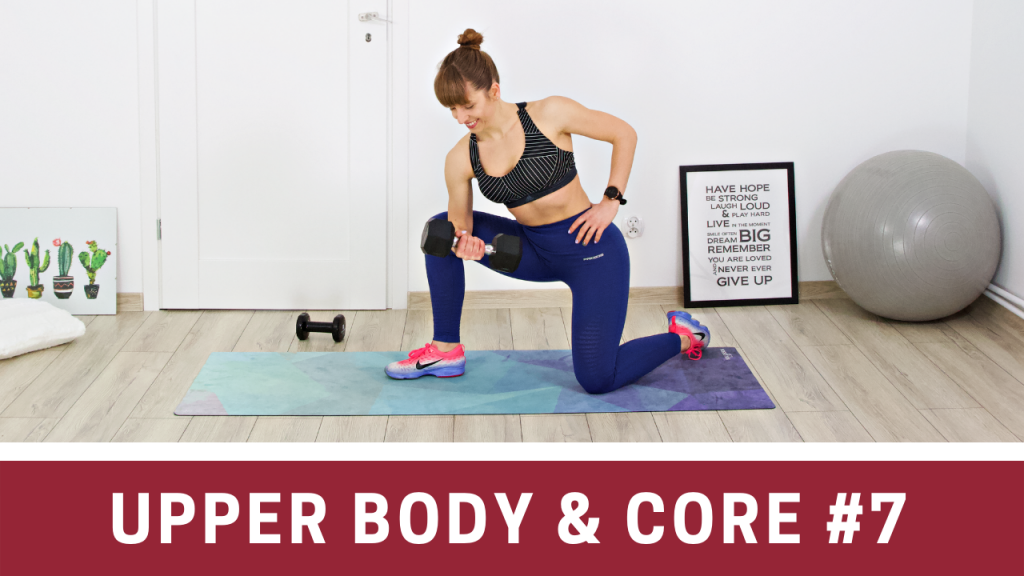 UPPER BODY & CORE #7