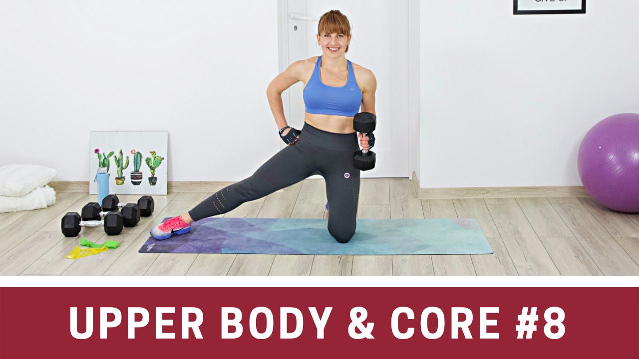UPPER BODY & CORE #8