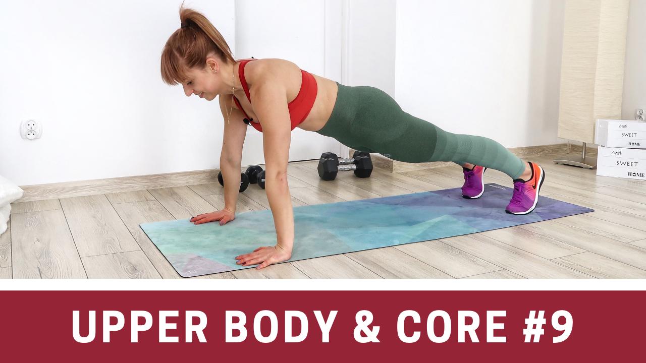 UPPER BODY & CORE #9